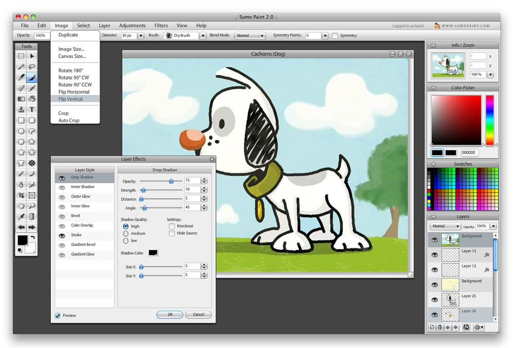 paint free download mac os x